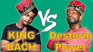 King Bach Vines VS DeStorm Power Vines   Who Is The Winner?