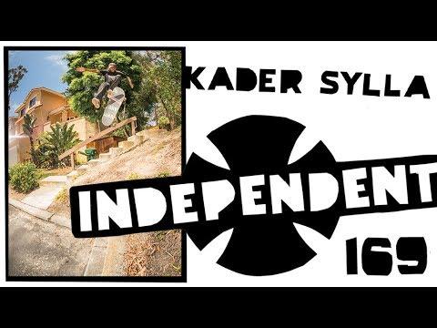 Kader Sylla: Independent Trucks   Behind The Ad