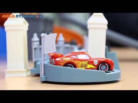 Rivals Race-Off Trackset / Tor Wyścigowy Grand Prix - Cars 2 / Auta - Mattel - www.MegaDyskont.pl