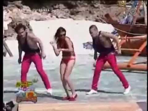 Sexy Angelica Panganiban In Boracay 2010 video