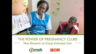 The Power of Pregnancy Clubs: New Research on Group Antenatal Care