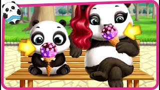 Fun Animals Care Kids Games - Panda Lu Baby Bear City - Pet Care & Dress Up Game for Children