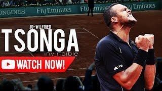 Jo-Wilfried Tsonga - Invincible ᴴᴰ