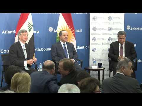 A Conversation with H.E. Masoud Barzani, President of the Kurdistan Region of Iraq
