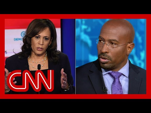 Van Jones on Kamala Harris' debate performance: A star was born thumbnail