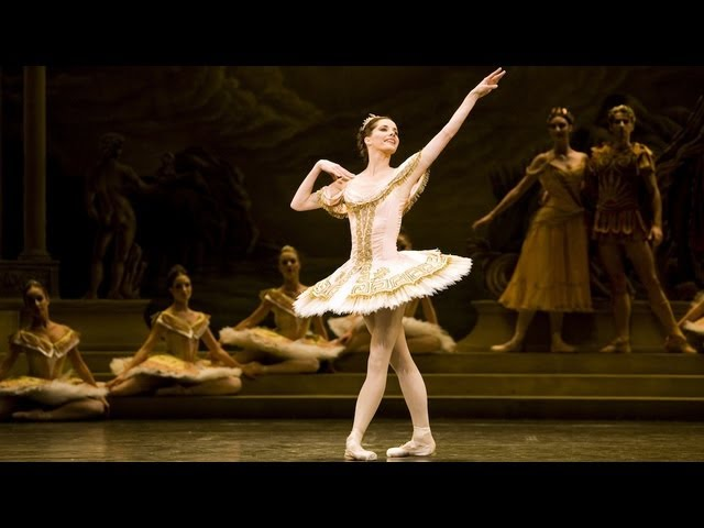 Delibes: Sylvia - The Royal Ballet - Digital Theatre Collections