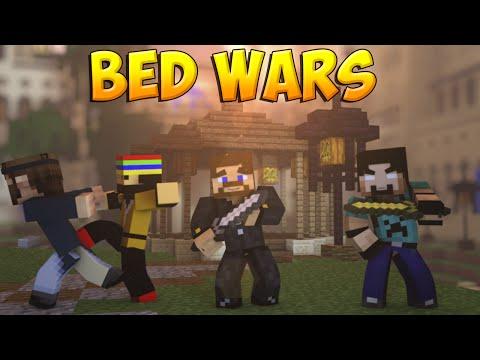 Minecraft Bed Wars #36 - Добил врага