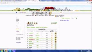 Best Travian Private server X10000 with LINK
