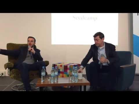 Fred Wilson fireside chat at Seedcamp Week Berlin