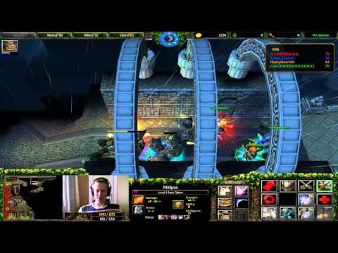 Warcraft 3 - 736 - Warchasers (Full Playthrough)