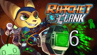 Cry Plays: Ratchet & Clank [P6]