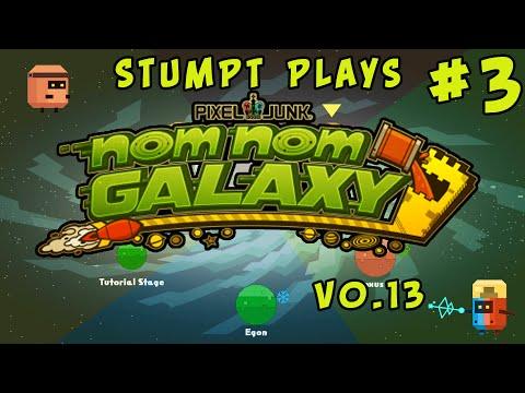 Stumpt Plays – Nom Nom Galaxy v0.13 – #3 – Consomme