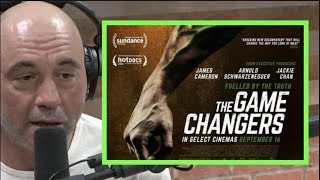Joe Rogan's Thoughts on the Game Changers Debate