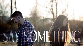 Download Lagu Say Something (Justin Timberlake & Chris Stapleton Cover) | The Hound + The Fox Gratis STAFABAND