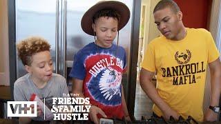 Download Lagu T.I. Busts Domani, King, & Messiah For Losing Major Harris | T.I. & Tiny: The Family Hustle Gratis STAFABAND