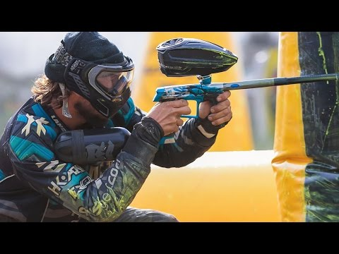 Best professional paintball game of 2015?  World Cup Paintball Finals: Dynasty vs Houston Heat