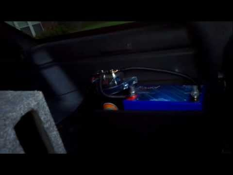 2dr 00' Blazer Engine Video Re Sxx 15 Hifonics Bru video