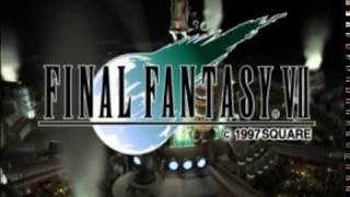 final fantasy 7 - guys i think this is how it ends (not really) part 1
