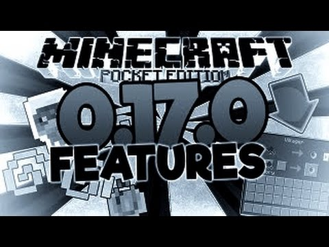 Minecraft PE 0.17.0/1.0.0 REVIEW | END PORTAL, ENDER CHEST, POLAR BEAR AND MORE!