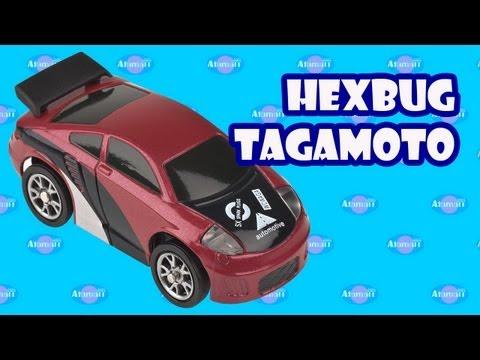 Hexbug Tagamoto Programmable Cars
