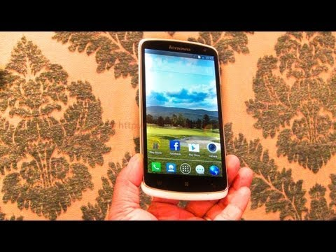 Lenovo S920 Review: In depth Hands on First look in India full HD
