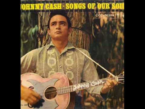 Johnny Cash - My Grandfather&#039;s Clock.wmv