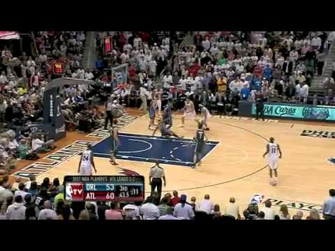 NBA Playoffs 2011: Orlando Magic Vs Atlanta Hawks Game 6 Highlights