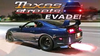 Texas Streets EVADE Official Trailer (2016) - STREET RACING Movie!
