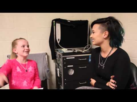 20 Questions with Bailey ft Demi Lovato