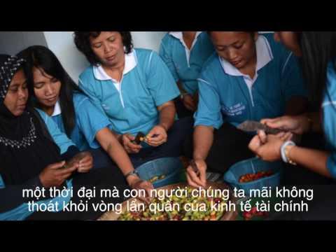 化解族群裂痕:新住民二代導演鄒隆娜拍片之路(越南文版)