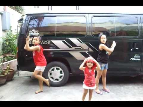 Tag Dancing Kids