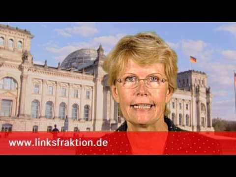DIE LINKE, Martina Bunge: Bürgerversicherung Heilt Gesundheitssystem