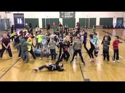 Charles DeWolf Middle School Harlem Shake