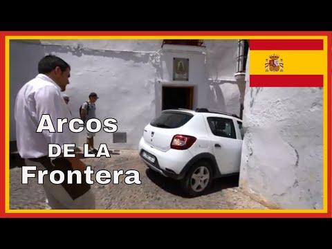 Arcos de la Frontera Spain Travel Video (Vlog)
