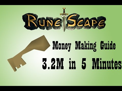 Runescape Money Making Guide 2014 | 1.5M+ Per Hour & No Requirements | New Round of Giveaway