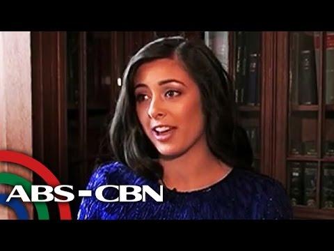 Miss World New Zealand Proud Sa Dugong Pinoy video