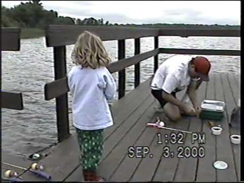 2000 September Fishing on Bush Lake