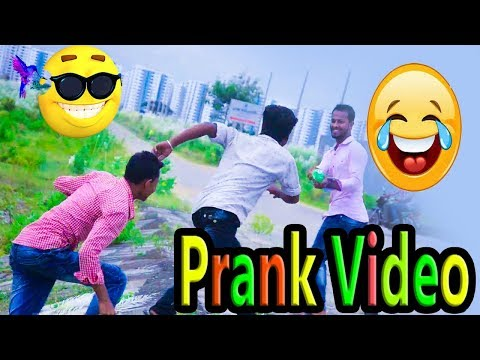 Prank videos 2018 || Spray water || How to ger more views || How to ger more youtube  subscribers ||