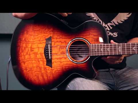 Dean Guitars Product Demo: Dean Performer Ultra Series Acoustic Guitar