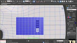 How To Model Guitar Fender Stratocaster in 3ds Max Part 4 8 HD