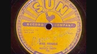 Watch Warren Smith Miss Froggie video