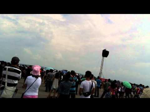 Singapore Airshow 2012 - RMAF Smokey Bandits