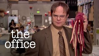 "Dwight's ""Art of the Swap"" - The Office US"