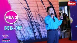 Biệt Tài Tí Hon 2 | Cậu bé 7 tuổi hát Người Phu Kéo Mo Cau cực ngọt và tình cảm