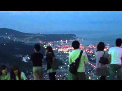 夏の夜楽しむ 天狗山夜景の日開く