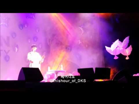 160506 Baekhyun Birthday Party - Beautiful Live Video
