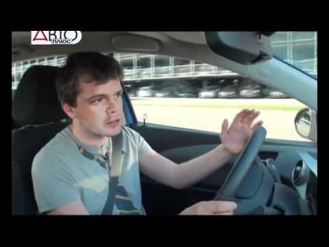 Новый Chevrolet Aveo 2012 тест-драйв