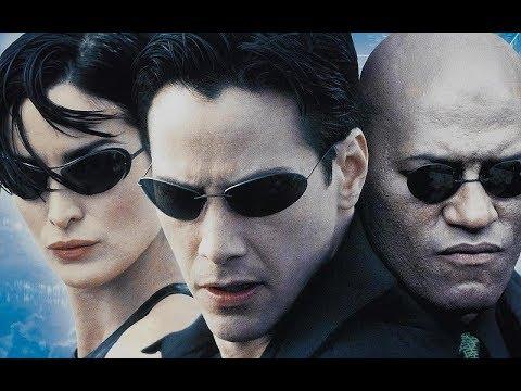 Dissolved Girl (Massive Attack) - The Matrix Music Video