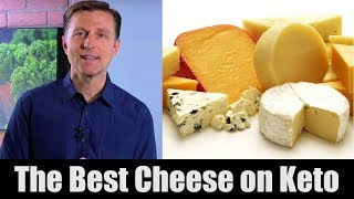 The Best Cheese on Keto (Ketogenic Diet).