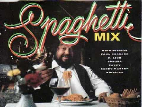 Spaghetti Mix Megamix Long